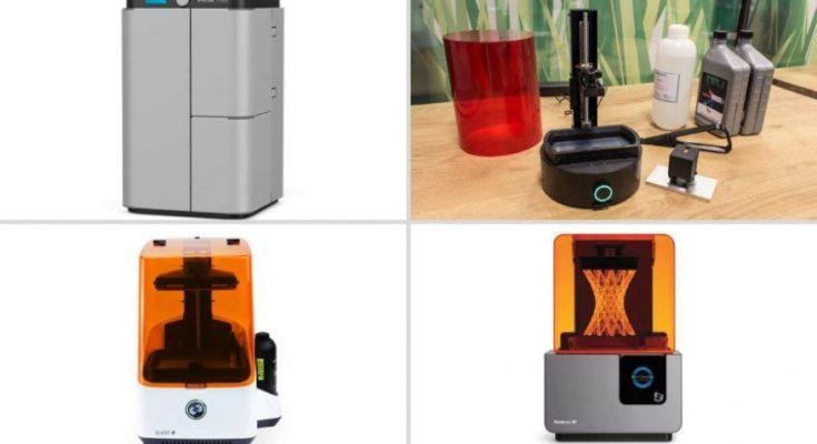 resin dlp sla 3d printer