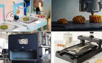 food 3D printer options