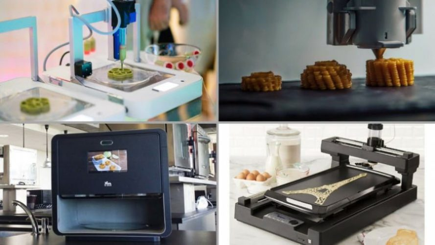 The 10 Best Food 3D Printers 2021 (All Price Ranges!)