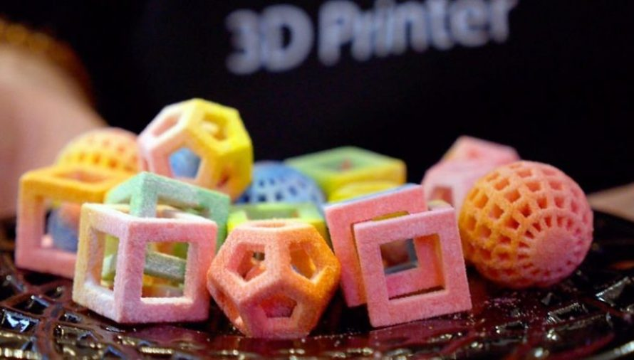 How 3D Printed Food Will Change How We Eat Forever