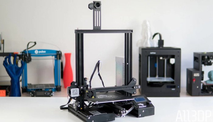 creality ender 3 best 3d printer