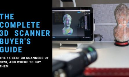 best 3d scanner the complete buyer's guide 2020 cover