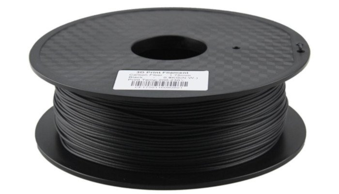 3d printer filament carbon fiber filled