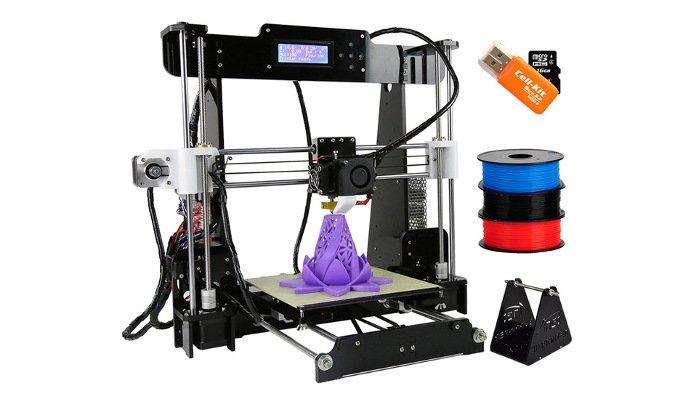 cheap 3d printer anet a8 kit