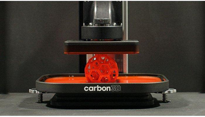 carbon 3d printer clip dls technology