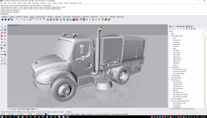 rhino 6 professional 3d software