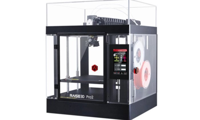 raise3d pro2 best fdm 3d printer