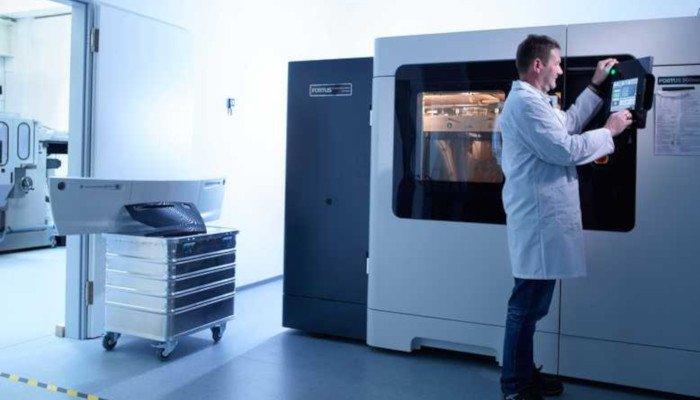 stratasys industrial fdm printer