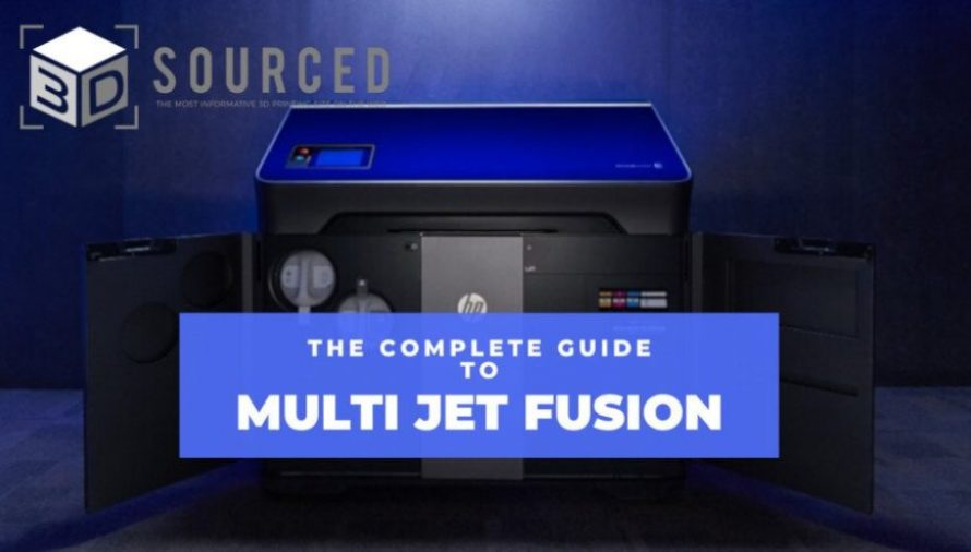 Multi Jet Fusion: Everything You Need To Know About MJF 3D Printing