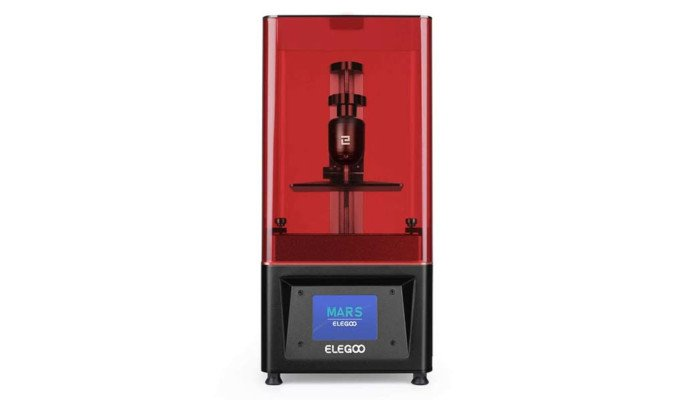 elegoo mars best lcd 3d printer under $250 dollars