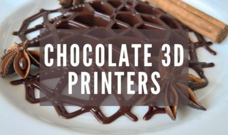 best chocolate 3d printer guide