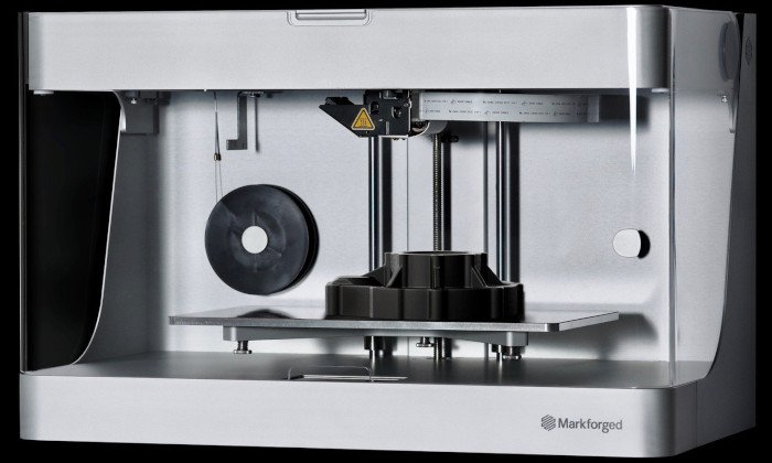 markforged 3d printing company
