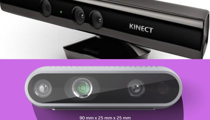 3d depth sensor cameras