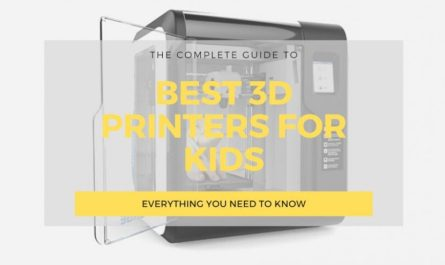 best 3d printer for kids guide cover