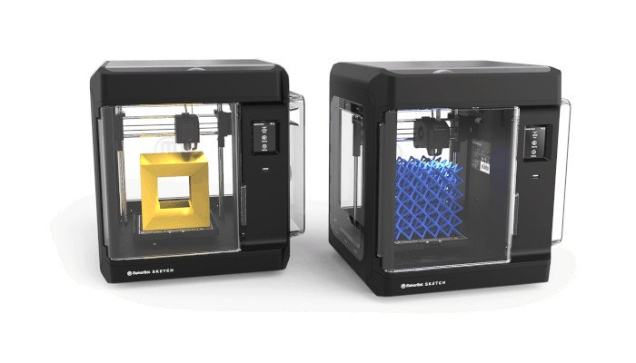 makerbot sketch 3d printers for schools