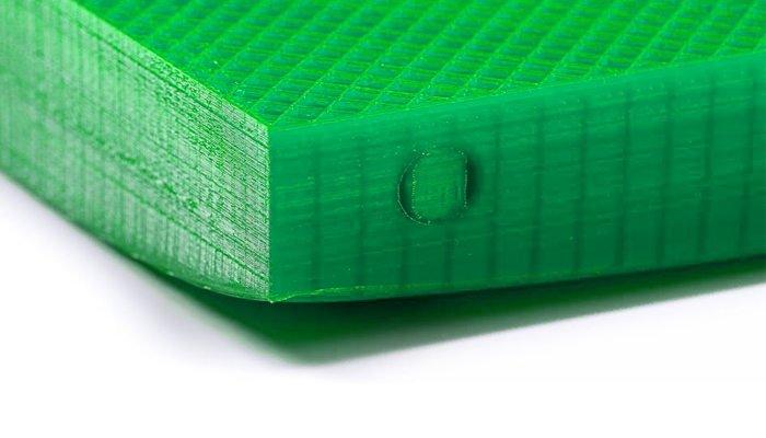 nylon filament part warping