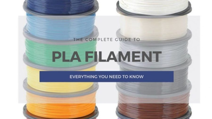 pla filament for 3d printing guide