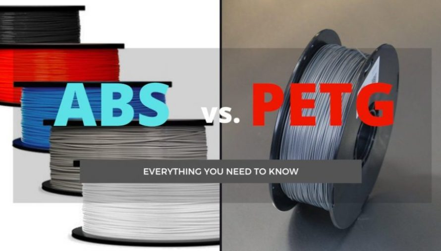ABS vs PETG: Which is Best For 3D Printing?