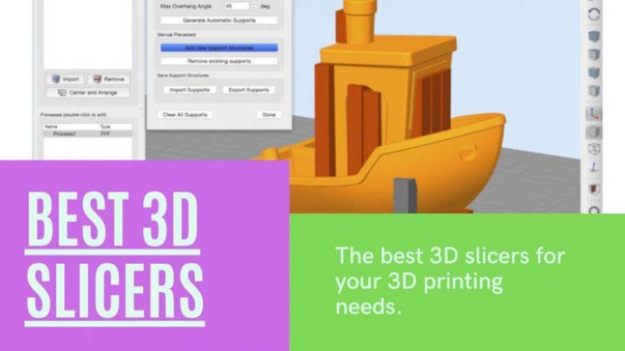 best 3d printer slicer ranking