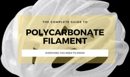 polycarbonate filament pc 3d printing guide