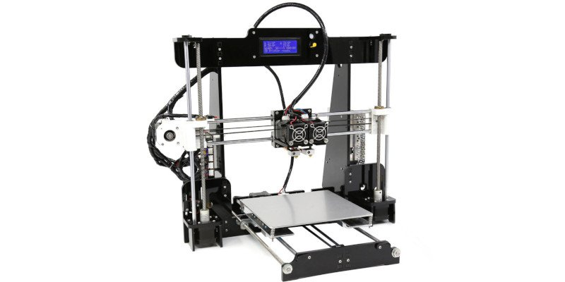 anet a8 small 3d printer
