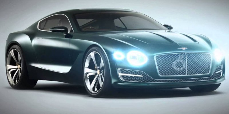 3d printed automotive bentley speed 6