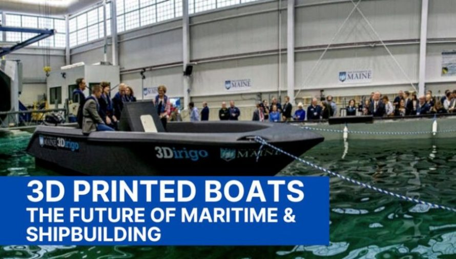 3D Printed Boats: The Future of Maritime & Shipbuilding
