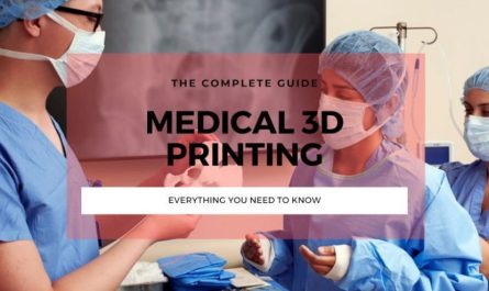 medical 3d printing in medicine guide