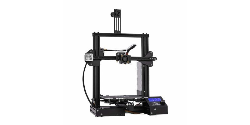 ender 3 high resolution low cost 3d printer