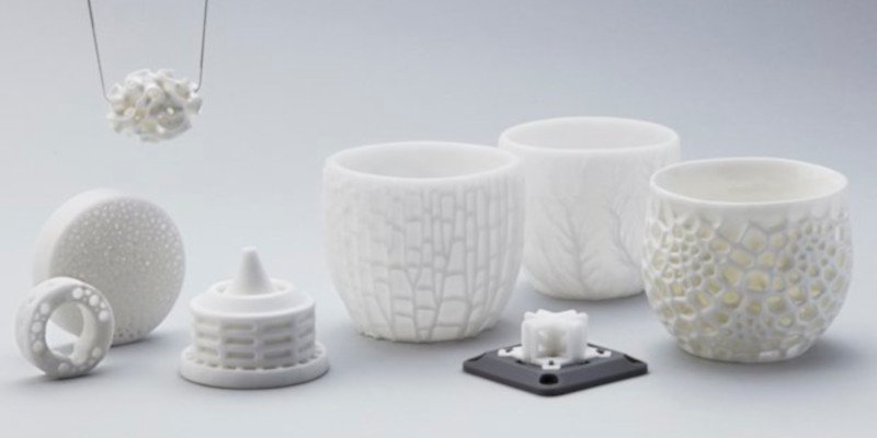 formlabs ceramic resin designs