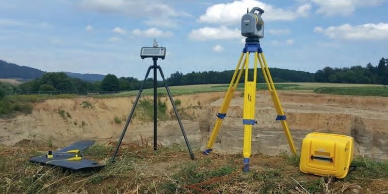 Terrestrial photogrammetry
