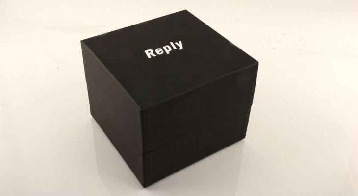 Trofeo Reply Packaging cubo ridotto