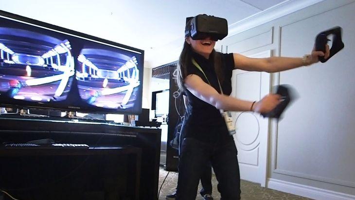 controller VR custom 3d
