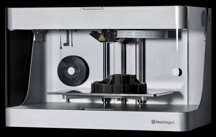 markforged mark two chassis