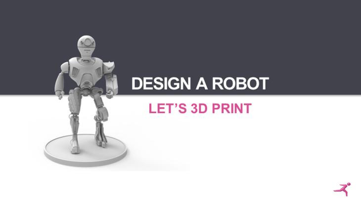 robot stampa 3d