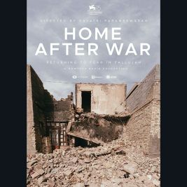 home after war 3D VR 360 cover wide