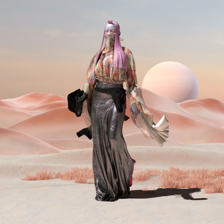 presenza virtuale the fabricant digital garment 3D protocube reply