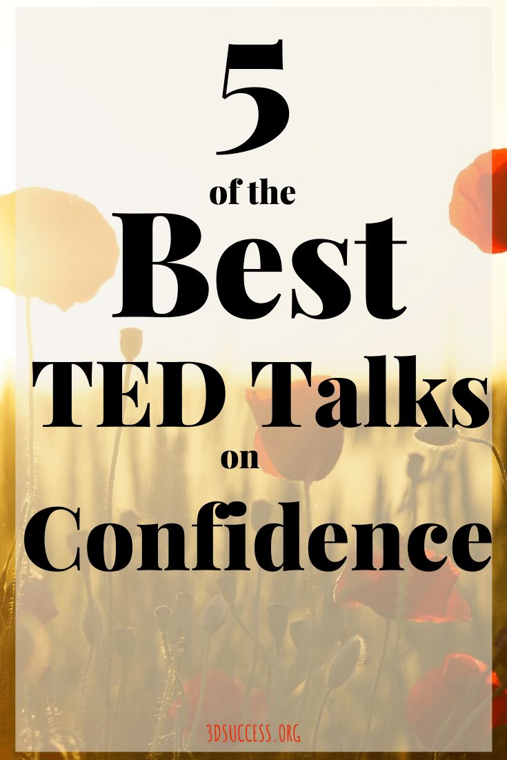 TED Talks on Confidence
