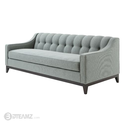 Marvelous Bespoke Milton Zi 3 Seater Sofa 3D Model Caraccident5 Cool Chair Designs And Ideas Caraccident5Info