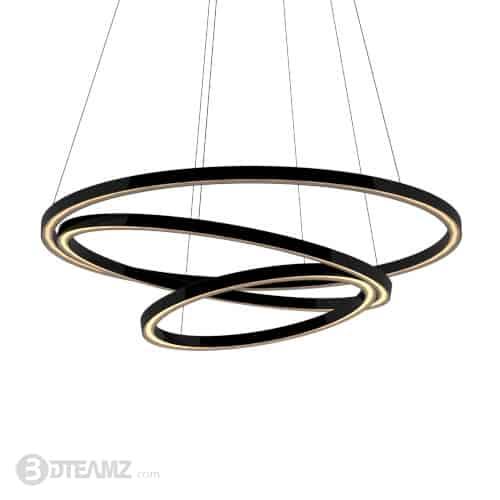 Donolux 3d Pendant Led Light Model PiuwTkZOXl