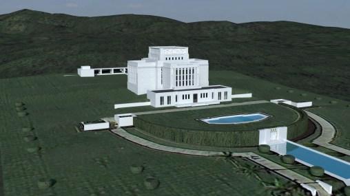 1919 Laie Hawaii Temple