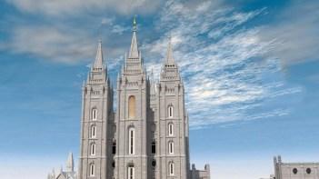 Salt Lake Temple C untitled
