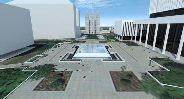 Salt Lake Temple Capture