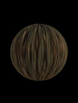 stylized wood bark tree