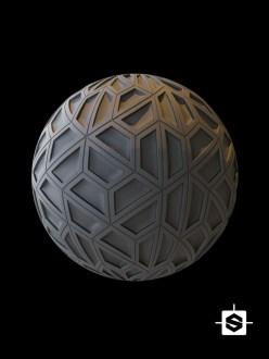 free seamless pbr concrete texture blocks
