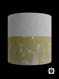 free seamless pbr concrete wall texture painted