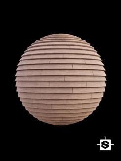 wood wall siding