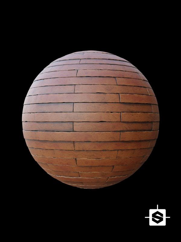 wood planks aged old wear wall floor