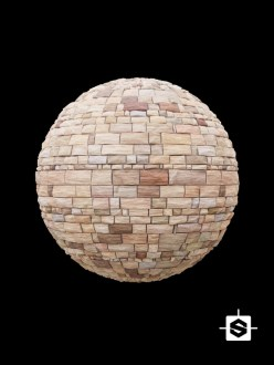 stone wall brick