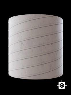 concrete wall column